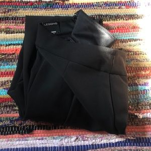 Size 2 Stretchy Express Leggings